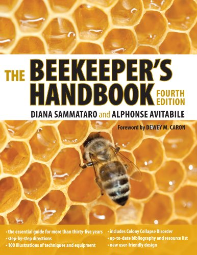 Beekeeper's Handbook  4th 2011 (Revised) edition cover