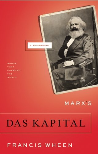 Marx's das Kapital A Biography N/A edition cover