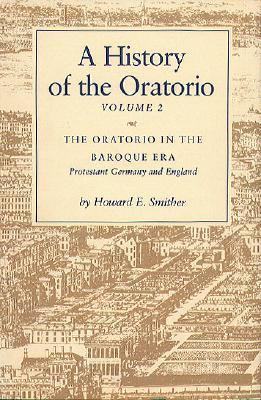 Oratorio in the Baroque Era Protestant Germany and England  1977 edition cover