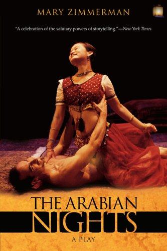 Arabian Nights A Play  2004 edition cover