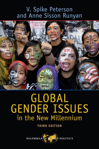 Global Gender Issues in the New Millennium  3rd 2010 edition cover