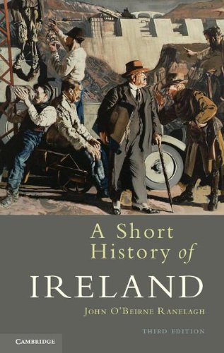 Short History of Ireland  3rd 2012 edition cover