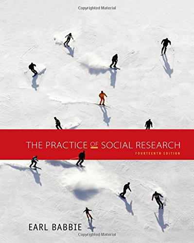 The Practice of Social Research:   2015 9781305104945 Front Cover