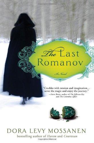 Last Romanov   2012 9781402265945 Front Cover