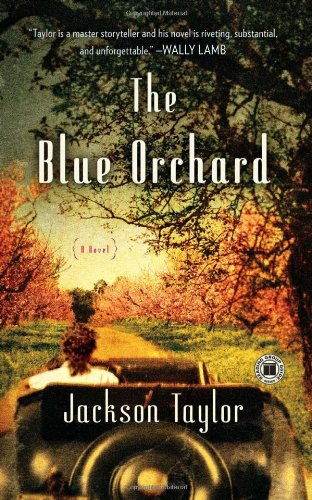 Blue Orchard A Novel  2010 edition cover