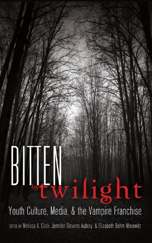 Bitten by Twilight Youth Culture, Media, and the Vampire Franchise  2010 edition cover