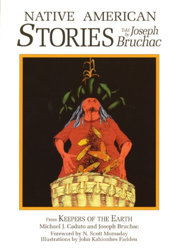 Native American Stories  N/A edition cover