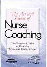 Professional Nurse Coach Scope of Practice and Competencies  2013 9781558104945 Front Cover