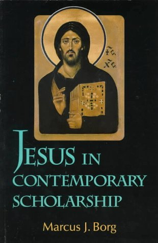 Jesus in Contemporary Scholarship   1994 9781563380945 Front Cover