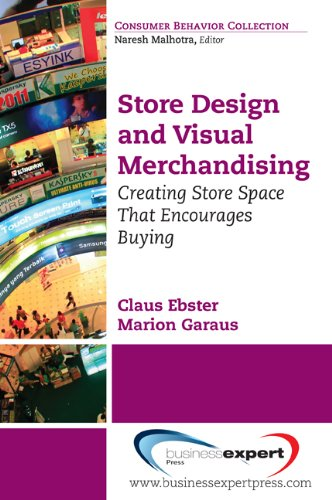 Store Design and Visual Merchandising Creating Store Space That Encourages Buying  2011 edition cover