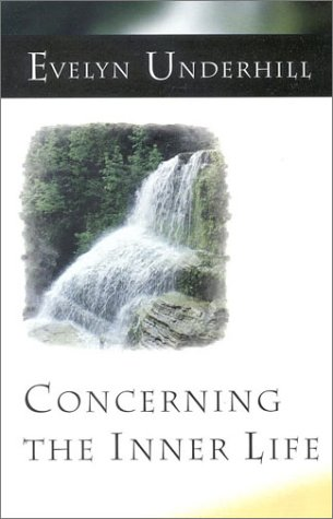 Concerning the Inner Life   1999 (Reprint) edition cover