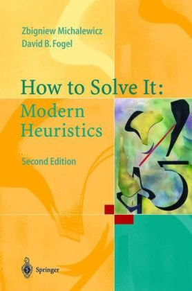 How to Solve It Modern Heuristics 2nd 2004 (Revised) edition cover