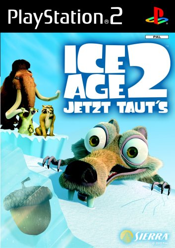 ICE AGE 2 PlayStation2 artwork