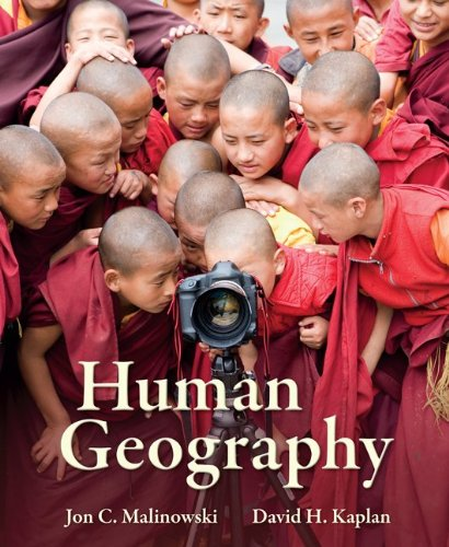 Human Geography   2013 edition cover