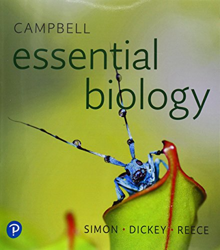 Campbell Essential Biology Plus Masteringbiology + Pearson Etext Access Card:   2018 9780134812946 Front Cover