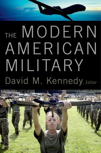 Modern American Military   2013 edition cover