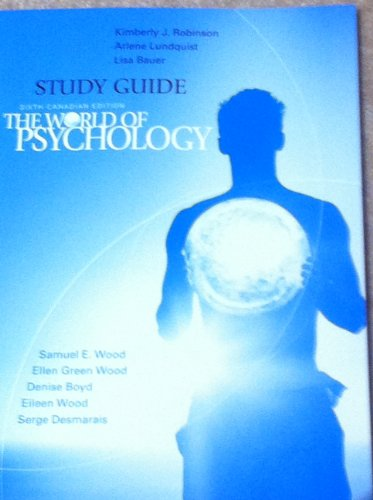 WORLD OF PSYCHOLOGY-STD.GDE.>C N/A 9780205770946 Front Cover