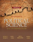 Political Science An Introduction 13th 2014 edition cover