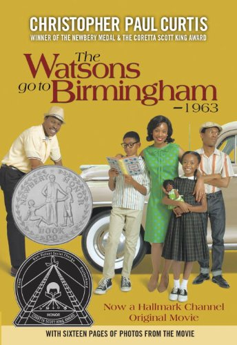 Watsons Go to Birmingham--1963  N/A edition cover