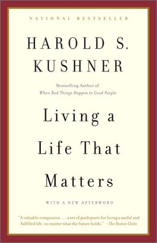 Living a Life That Matters   2002 edition cover