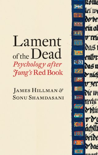 Lament of the Dead Psychology after Jung's Red Book  2013 edition cover