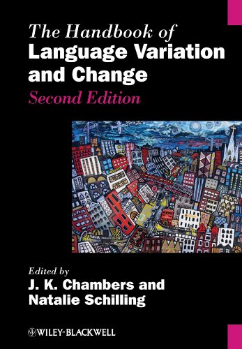 Handbook of Language Variation and Change  2nd 2013 edition cover