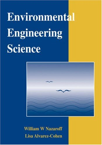 Environmental Engineering Science   2001 edition cover