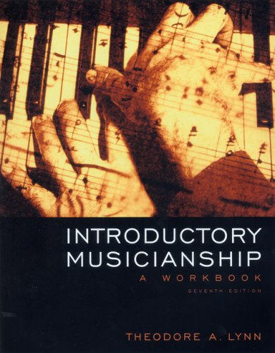 Introductory Musicianship  7th 2007 (Revised) edition cover
