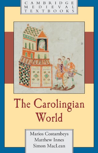 Carolingian World   2011 9780521564946 Front Cover