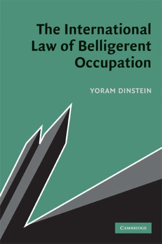 International Law of Belligerent Occupation   2009 9780521720946 Front Cover