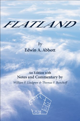 Flatland An Edition with Notes and Commentary  2009 9780521759946 Front Cover