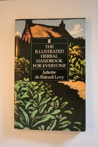 Illustrated Herbal Handbook for Everyone 2nd 1982 edition cover