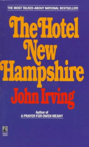 Das Hotel New Hampshire  N/A 9780671687946 Front Cover