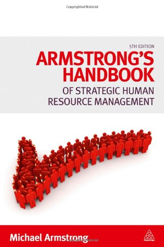 Armstrong's Handbook of Strategic Human Resource Management  5th 2011 (Revised) edition cover