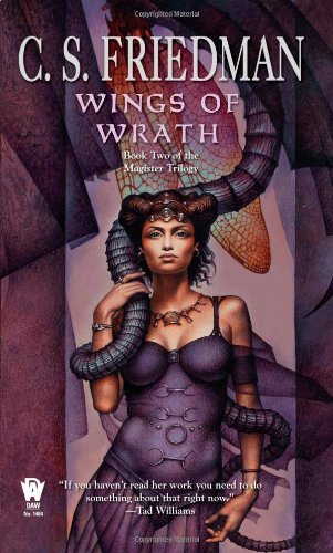 Wings of Wrath  N/A 9780756405946 Front Cover