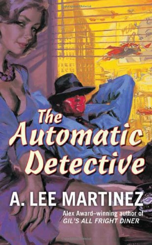 Automatic Detective  N/A edition cover