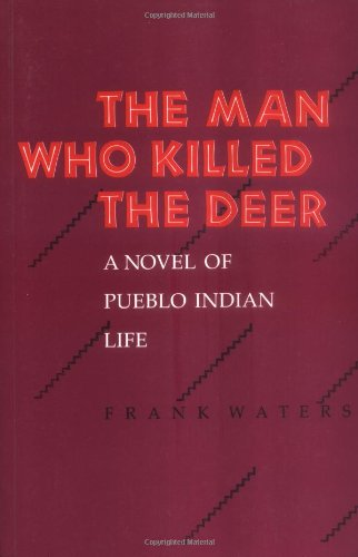 Man Who Killed the Deer   1970 edition cover