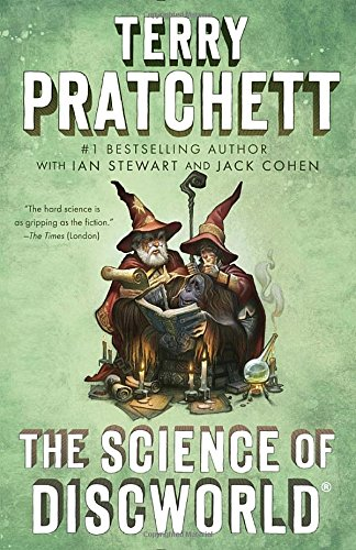 Science of Discworld A Novel  2014 edition cover
