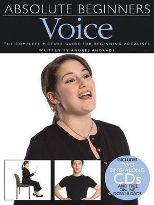 Absolute Beginners Voice  N/A 9780825635946 Front Cover