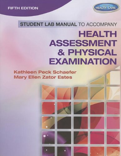 Health Assessment and Physical Examination  5th 2014 (Revised) 9781133610946 Front Cover