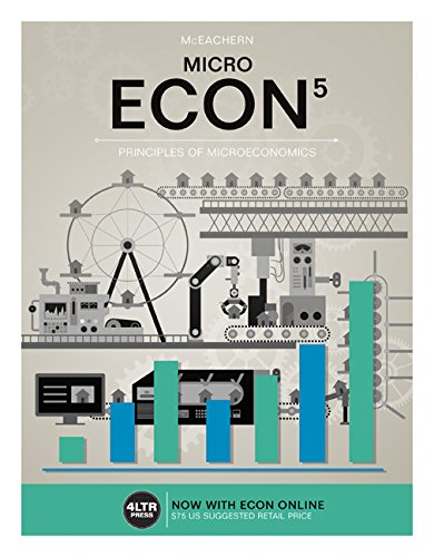 Econ Micro: With Online, 6 Months Access Card  2016 edition cover