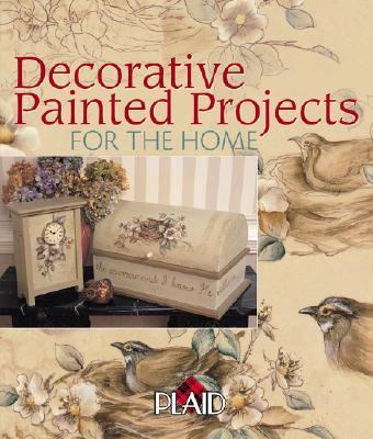Decorative Painted Projects for the Home   2003 9781402705946 Front Cover