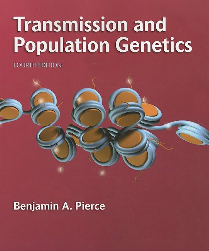 Transmission and Population Genetics  4th 2012 edition cover