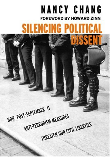 Silencing Political Dissent How Post-September 11 Anti-Terrorism Measures Threaten Our Civil Liberties  2002 edition cover