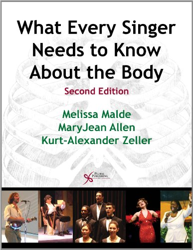What Every Singer Needs to Know about the Body, Second Edition  2nd 2013 (Revised) edition cover