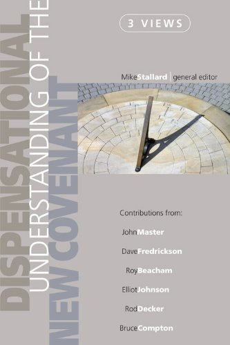 DISPENSATIONAL UNDERSTANDING.. N/A 9781607764946 Front Cover
