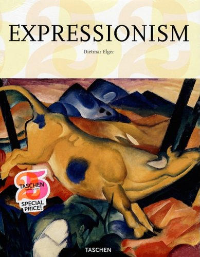 Expressionism A Revolution in German Art  2007 edition cover
