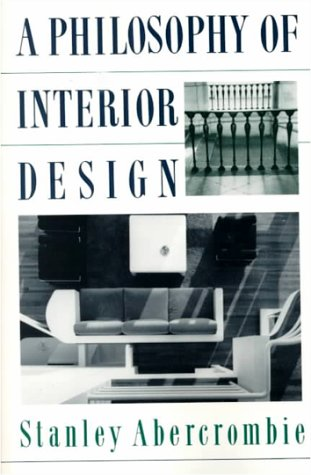 Philosophy of Interior Design  N/A edition cover