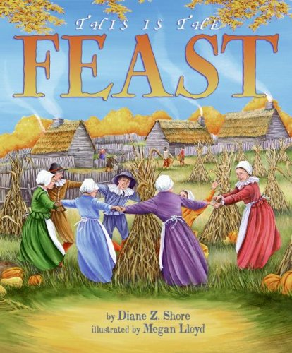 This Is the Feast   2008 9780066237947 Front Cover