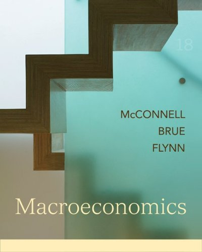 Macroeconomics  18th 2009 edition cover